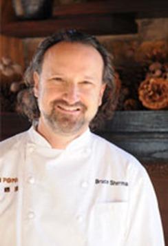 Chef Bruce Sherman