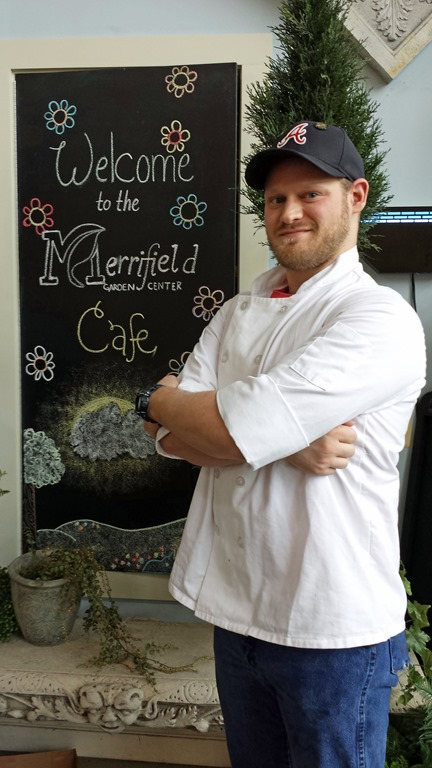 Tucked Away In A Back Corner Of The Gainesville Merrifield Garden Center Is  The Delightful Merrifield Café. Manager Chance Warhurst, Grandson Of  Merrifield ...