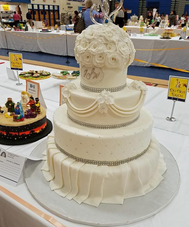 Fairfax High School Cake Show